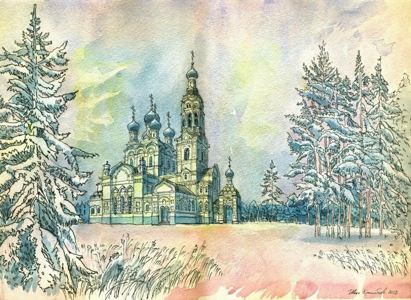 Автор Иван Краснобаев