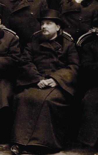 Протоиерей Константин Ветвеницкий
